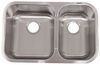 277-000090 - Double Sink Patrick Distribution Kitchen Sink