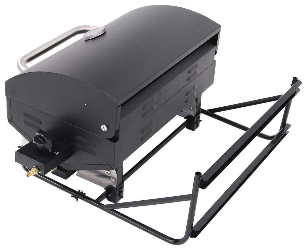 Portable Gas Grill with Carrying Bag - Black Aussie Grills ...