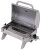 Portable Gas Grill with Carrying Bag - Stainless Steel