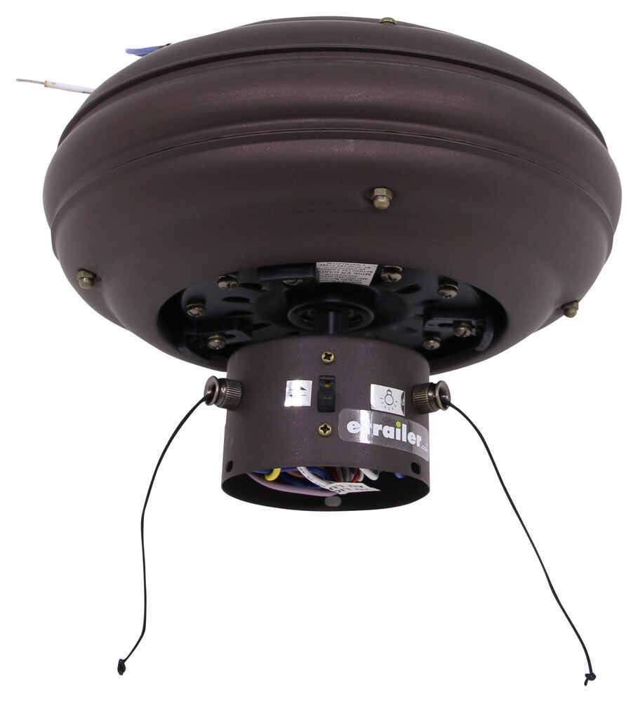 42 Quot Rv Ceiling Fan With Light Kit Oil Rubbed Bronze