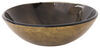 "16"" Vessel Sink - Gold Colored Glass Bowl Vessel Bowl Sink 324-000122"