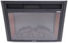 greystone rv fireplaces recessed mount fireplace 26 inch wide