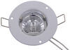 """2"""" Recessed Halogen Puck Light with Frosted Glass - 10W - 12V White 277-000125"""