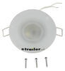 """2"""" Recessed Halogen Puck Light with Frosted Glass - 10W - 12V Halogen Light 277-000125"""