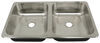 RV Sinks 277-000127 - Double Sink - Patrick Distribution