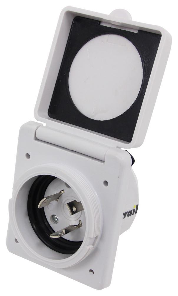 277-000137 - 30 Amp Twist Lock Male Plug Epicord RV Wiring