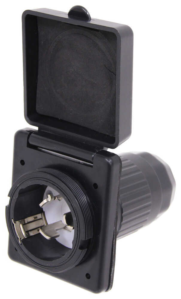 RV Wiring 277-000140 - 50 Amp Twist Lock Male Plug - Epicord