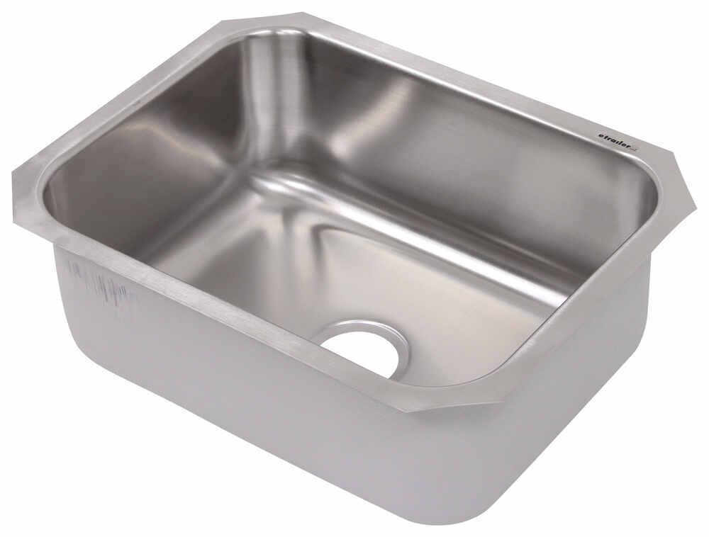 ... Steel RV Kitchen Sink Patrick Distribution RV Sinks 277-000202