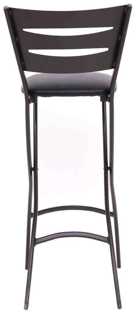 Folding Counter Height Bar Stool Black 29 Quot Aussie Rv