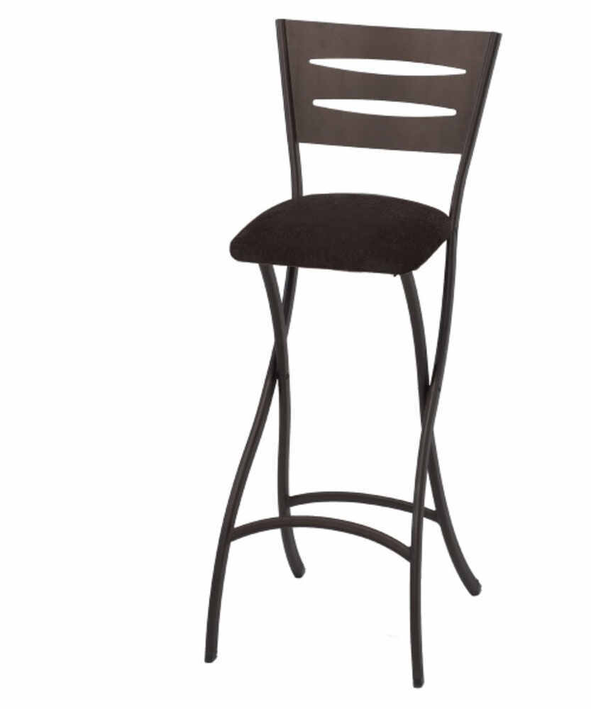 Folding Counter Height Bar Stool Black 29 Quot Aussie Rv