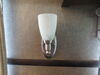 Gustafson RV Sidewall Light - Satin Nickel - Frosted White Glass Satin Nickel 277-000254