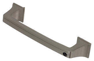 Gustafson rv drawer pull satin nickel square with for Rv square footage
