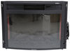 324-000066 - Black Greystone RV Fireplaces