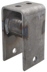 "Front Hanger for 2"" Wide Slipper Springs - 5"" Tall - 9/16"" Bolt Hole"