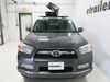 283-RBSM - High Profile Car Top Cargo Roof Box on 2012 Toyota 4Runner