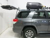 Roof Box 283-RBSM - Extra Small Capacity - Car Top Cargo on 2012 Toyota 4Runner
