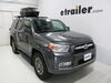 283-RBSM - Black Car Top Cargo Roof Box on 2012 Toyota 4Runner