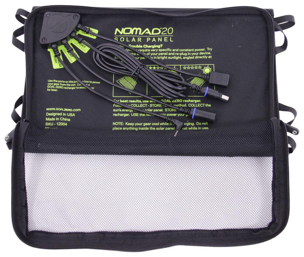 goal zero nomad 7 manual