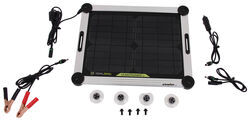 Goal Zero Maintainer 10 Trickle Charger - Solar Powered