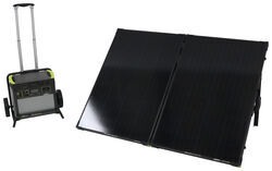 Goal Zero Yeti 3000 Lithium Solar Power Station w/ Boulder 200 Solar Panel