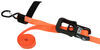 etrailer Safety Hooks Ratchet Straps - 288-05852