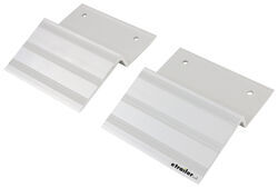 Aluminum Ramp Ends for 2x8 Boards - 1,500 lbs - Qty 2