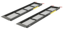 "Loading Ramp Set - Steel - 48"" Long x 11"" Wide x 1-1/2"" Thick - 1,600 lbs - Qty 2"