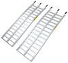 "Loading Ramp Set - Aluminum - 65"" Long x 20-1/2"" Wide - 3,000 lbs - Qty 2"