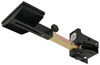 """Extendable Hitch Mounted Step for 2"""" Hitches - Steel - Black - 500 lbs 2 Inch Hitch 288-08400"""