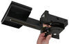 """Extendable Hitch Mounted Step for 2"""" Hitches - Steel - Black - 500 lbs 9-1/4 Inch 288-08400"""
