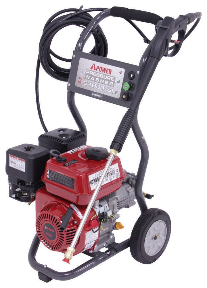 A-iPower Pressure Washer - Gas - 2.5 GPM - 3,100 psi A ...