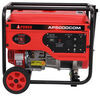 A-iPower 5,000-Watt Portable Generator - 4,000 Running Watts - Gas - Manual Start