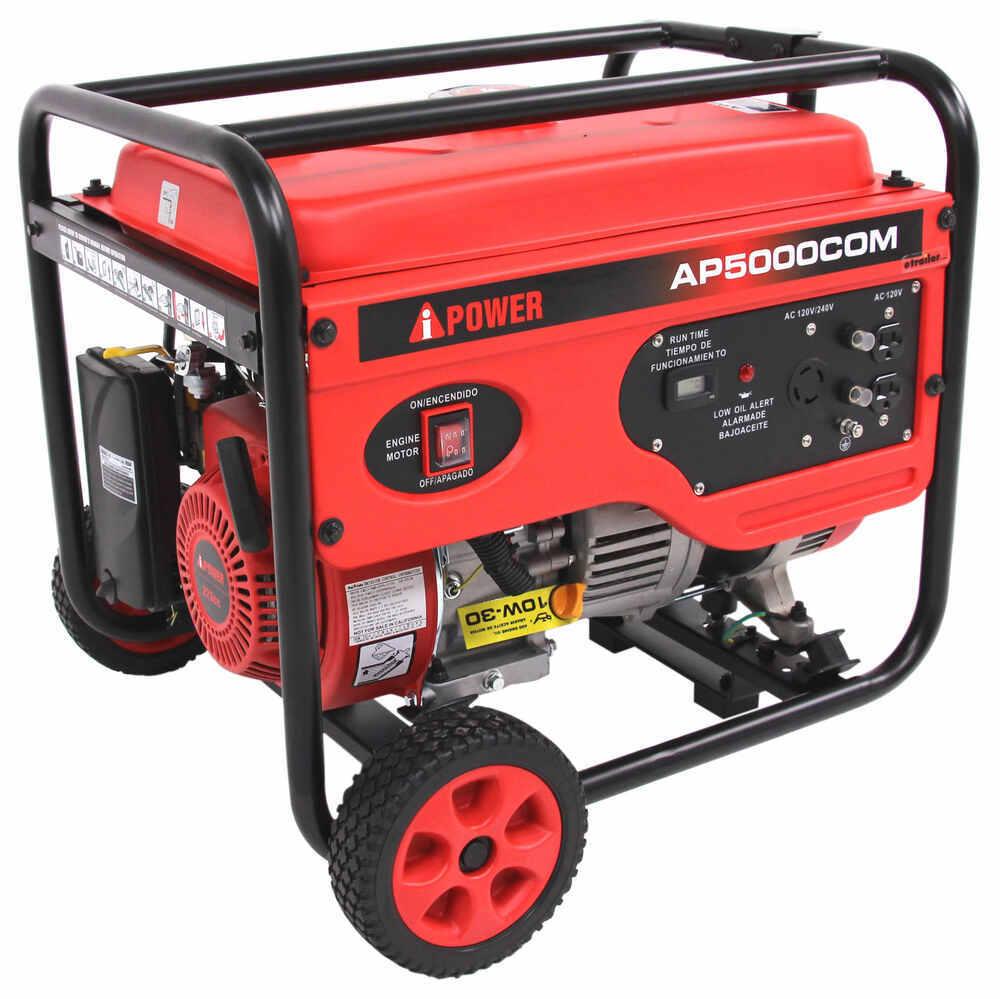 A-iPower 5,000-Watt Portable Generator - 4,000 Running Watts