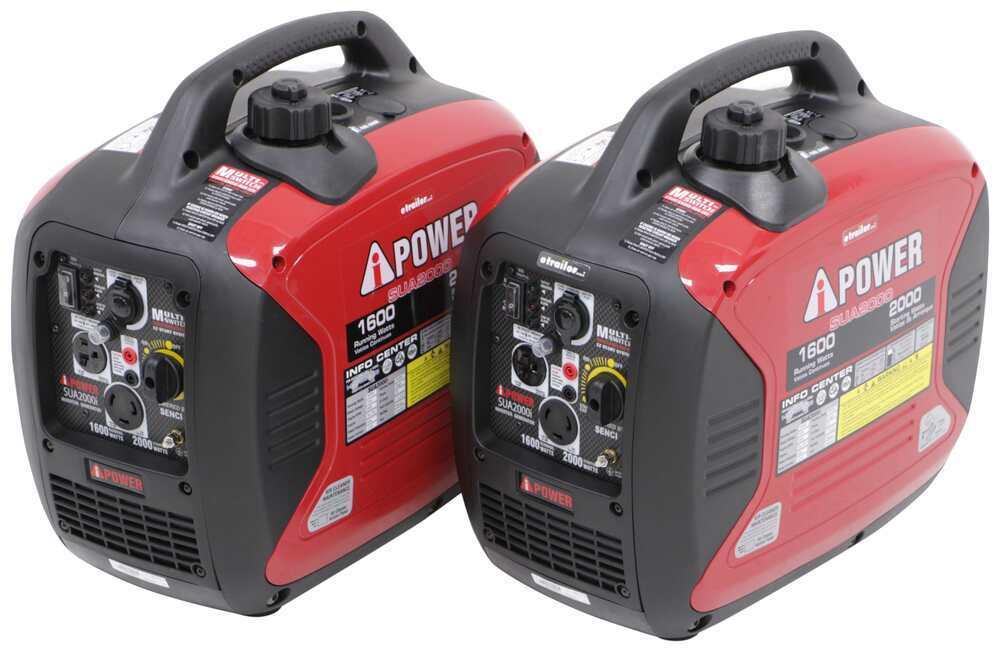 289-SUA2000I-2 - 3800 Starting Watts,3000 Running Watts A-iPower Inverter