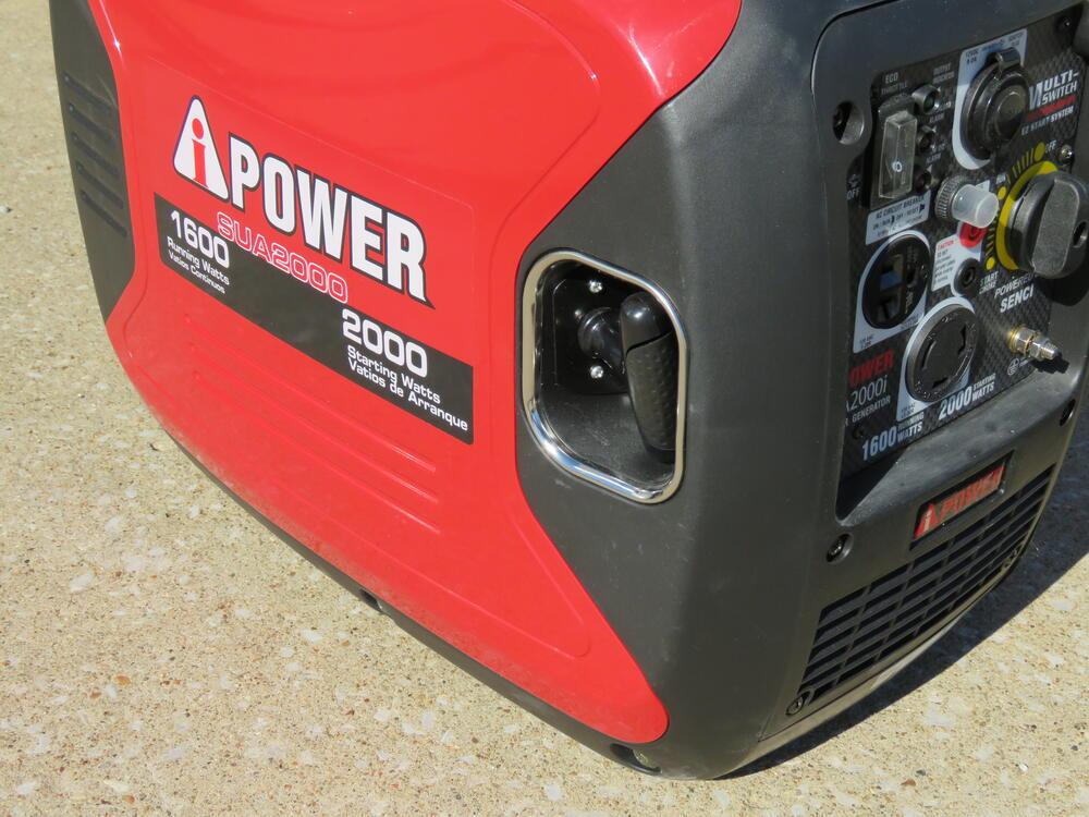 A-iPower 2,000-Watt Portable Inverter Generator - 1,600 Running