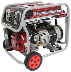 A-iPower 5,000-Watt Portable Generator - 4,250 Running Watts - Gas - Manual Start
