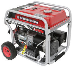 A-iPower 9,000-Watt Portable Generator - 7,000 Running Watts - Gas - Electric Start