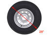 290-1756 - Spare Tire Cover Adco Tire and Wheel Covers