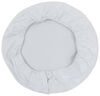 "Adco Spare Tire Cover - 28"" Diameter - Vinyl - White Spare Tire Cover 290-1756"