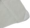 Adco RV Windshield Cover for Class C Motorhome - Vinyl - White White 290-2409