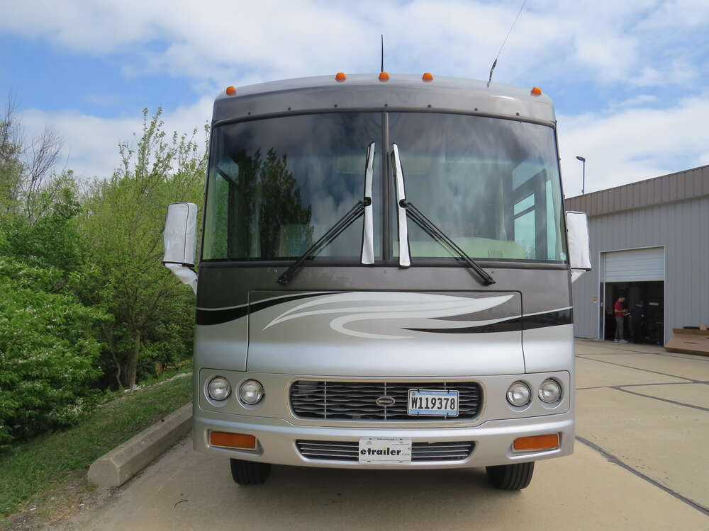 Covers For Rv Motorhomes : Adco mirror and wiper blade covers for class a motorhome