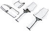 290-2478 - White Adco Storage Covers,Mirror Covers,Wiper Blade Covers