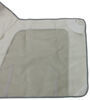 Adco Deluxe RV Windshield Cover for Class C Motorhome - Vinyl - White White 290-2507