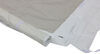 Adco Deluxe RV Windshield Cover for Class C Motorhome - Vinyl - White White 290-2522
