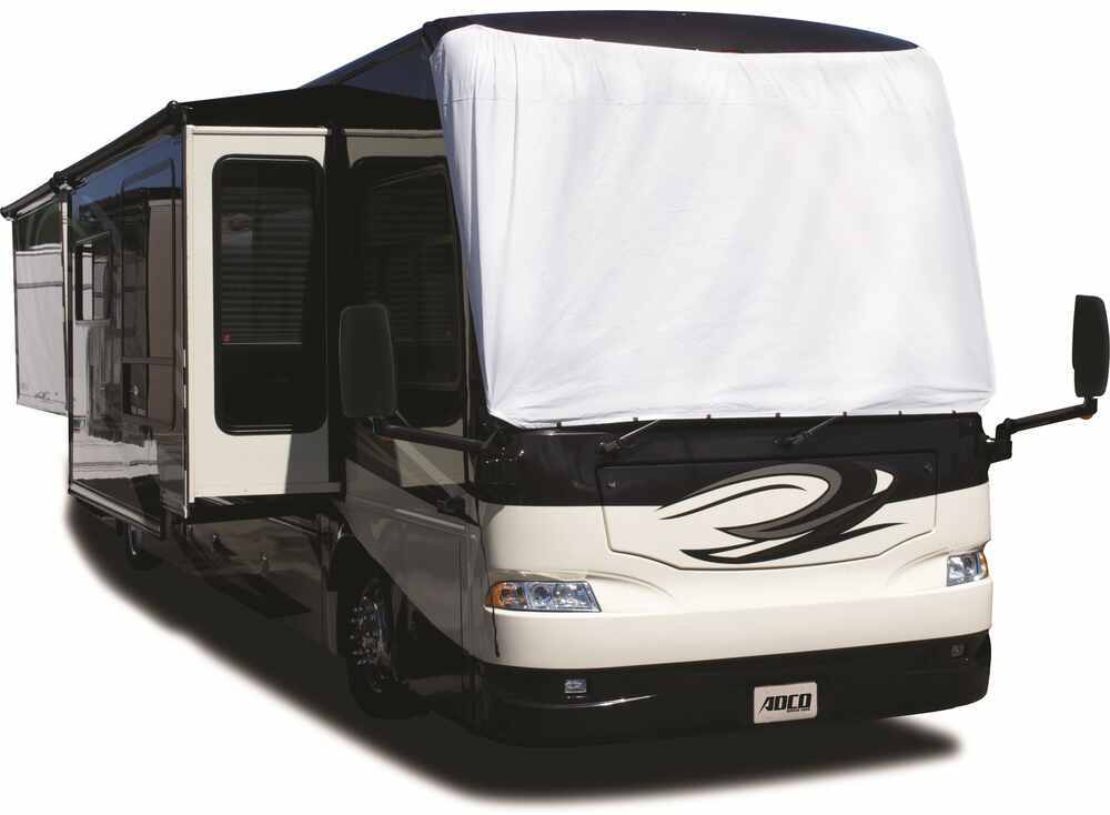 Adco Windshield Cover For Class A Motorhome Tyvek Adco
