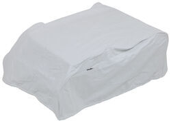"Adco Air Conditioner Cover for RV - Vinyl - White - 27"" x 13"" x 35"""