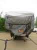 Adco Tyvek All-Climate + Wind RV Cover for 5th Wheel Toy Hauler - Up to 40' Long - Gray All Climates 290-34857