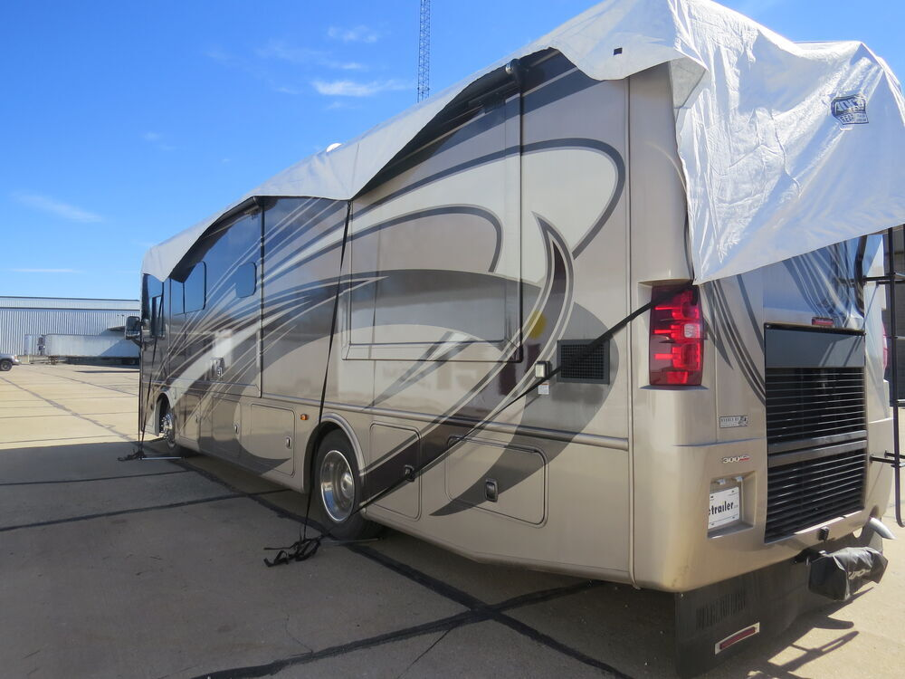Tyvek Rv Covers : Adco roof cover for rvs tyvek  long rv covers