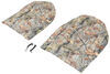 """Adco Tyre Gard RV Wheel Covers - Single Axle - 24"""" to 26"""" - Thermoplastic - Camo - Qty 2 24 Inch Tires,25 Inch Tires,26 Inch Tires 290-3654"""