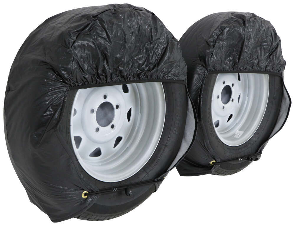 4 Pack Basics Wheel Tire Covers 26.75-29 Inch